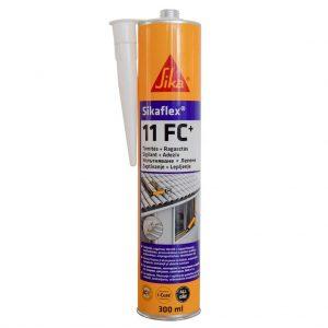 Sikaflex 11FC+ эластичный шовный герметик и универсальный клей