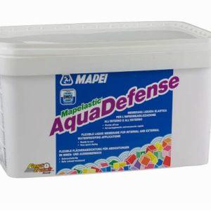 MAPELASTIC AQUADEFENSE - жидкая эластичная мембрана для гидроизоляционных работ