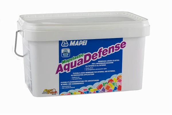 Гидроизоляция MAPELASTIC AQUADEFENSE 7,5 кг