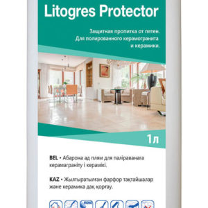 Защита от пятен для полированного гранита LITOKOL LITOGRESS PROTECTOR (1л)