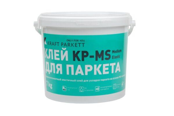 Клей паркетный KraftParkett KP-MS Medium Elastic 7 кг