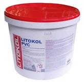 Клей для ПВХ и ленолеума LITOKOL PVC (ЛИТОКОЛ ПВХ), 20 кг