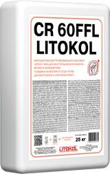 Цементная безусадочная быстротвердеющая смесь для ремонта бетона LITOKOL CR60FFL (ЛИТОКОЛ CR60FFL), 25кг