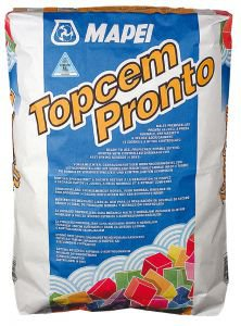 Mapei Topcem Pronto быстросохнущий наливной пол (25 кг)