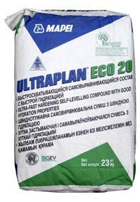 Mapei Ultraplan Eco 20 наливной пол (23кг)