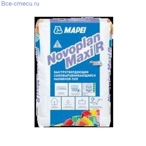 Mapei Novoplan Maxi R быстротвердеющий наливной пол (23 кг)