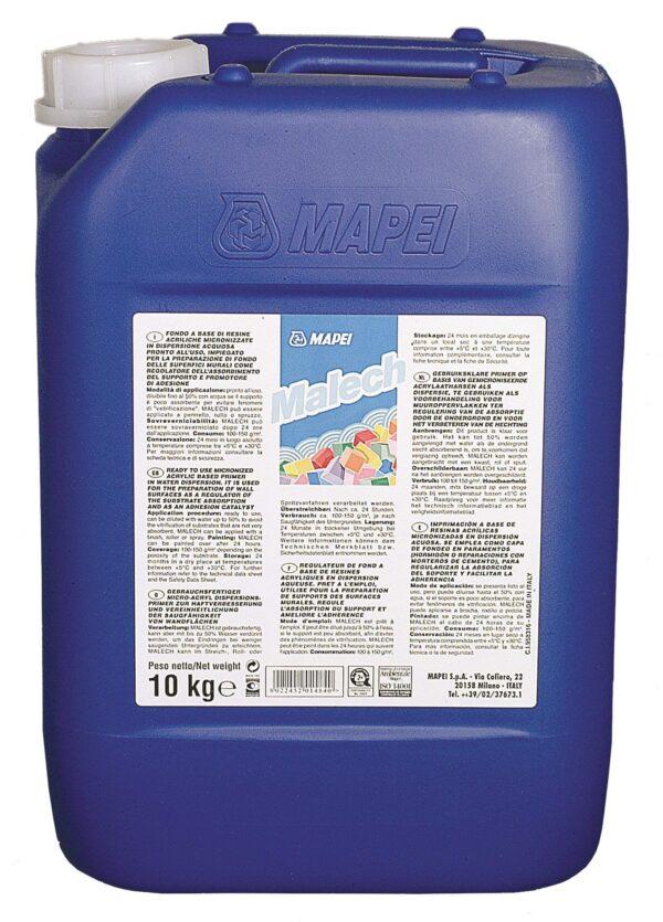 MALECH - Акриловая грунтовка на водной основе